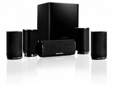 HARMAN/KARDON 5.1 SPEAKERSET HKTS9  BLACK (HKHKTS9BQ)