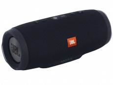 JBL CHARGE 3 WATERPROOF PORTABLE BLACK (HKJBLCHARGE3BLK)