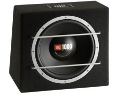 "JBL CS1204 SUBWOOFER BOX 12"" (HKJBLCS1204B)"