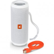 JBL FLIP 4 BLUETOOTH SPEAKER WHITE (HKJBLFLIP4WHT)