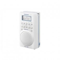SANGEAN PORTABLE RADIO WATERPROOF H205BT (HMSAH205BT)