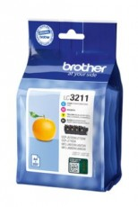 BROTHER LC3211VAL CARTRIDGE (ITBRLC3211VAL)