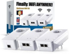 DEVOLO MULTIROOM WIFI KIT (ITDE8063)