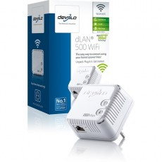 DEVOLO DLAN 500 WIFI 1 ADAPTER (ITDE9079)