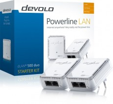 DEVOLO DLAN 500 DUO STARTER KIT (ITDE9114)