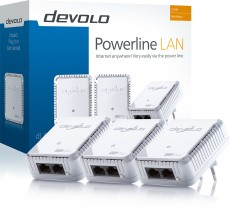 DEVOLO DLAN 500 DUO NETWORK KIT (ITDE9115)