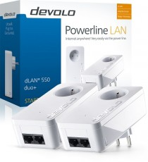DEVOLO DLAN 550 DUO+ STARTER KIT (ITDE9300)