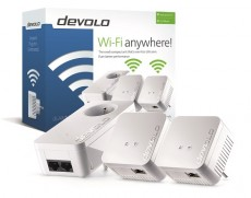 DEVOLO DLAN 550 WIFI NETWORK KIT (ITDE9642)