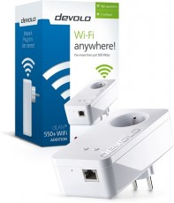 DEVOLO DLAN 550+ WIFI POWERLINE (ITDE9830)