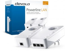 DEVOLO DLAN 1200 TRIPLE+ STARTER KIT (ITDE9911)