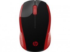 HP 200 EMPRES RED WIRELESS MOUSE (ITHP200RED)