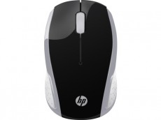 HP 200 PIKE SILVER WIRELESS MOUSE (ITHP200SILVER)