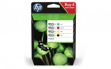 HP 953XL INKTCARTRIDGE 4-PACK (ITHP3HZ52AE)