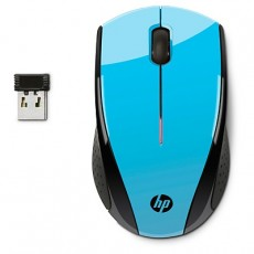 HP WIRELESS MOUSE X3000 BLUE (ITHPMX3000BLUE)