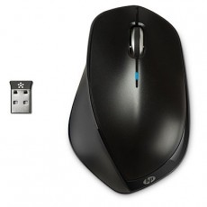 HP WIRELESS MOUSE X4500 BLACK (ITHPMX4500BLACK)