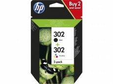 HP 302 INKTCARTRIDGE 2-PACK (ITHPX4D37AE)