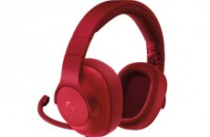 LOGITECH G433 GAMING HEADSET RED (ITLOG433R)
