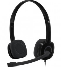 LOGITECH STEREO HEADSET H151 (ITLOH151)