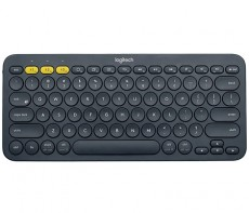 LOGITECH BLUETOOTH KEYBOARD K380 GREY (ITLOK380GREY)