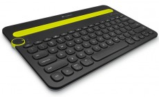 LOGITECH BLUETOOTH KEYBOARD FR LAYOUT (ITLOK480BLACK)