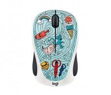 LOGITECH WIRELESS MOUSE M238 BAE-BEE (ITLOM238BAEBEE)