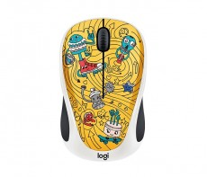 LOGITECH WIRELESS MOUSE M238 GO-GO GOLD (ITLOM238GOGO)
