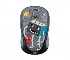 LOGITECH WIRELESS MOUSE M238 LIGHTBULB (ITLOM238LIGHTB)