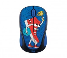 LOGITECH WIRELESS MOUSE M238 SNEAKERHEAD (ITLOM238SNEAKER)