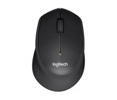 LOGITECH WIRELESS MOUSE M330 BLACK (ITLOM330BLACK)