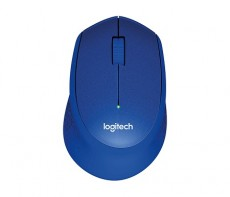 LOGITECH WIRELESS MOUSE M330 BLUE (ITLOM330BLUE)