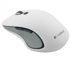 LOGITECH WIRELESS MOUSE M560 WHITE (ITLOM560WHITE)