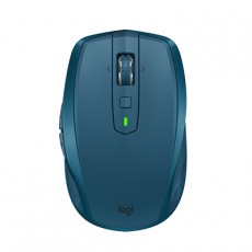 LOGITECH MX ANYWHERE WRLS MOUSE MID TEAL (ITLOMXANYWTEAL)