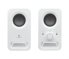 LOGITECH SPEAKERS Z150 SNOW WHITE (ITLOZ150WHITE)
