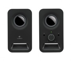 LOGITECH SPEAKERS Z150 MIDNIGHT BLACK (ITLOZ150)