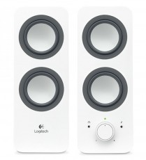 LOGITECH SPEAKERS Z200 WHITE (ITLOZ200WHITE)