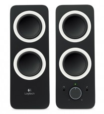 LOGITECH SPEAKERS Z200 BLACK (ITLOZ200)