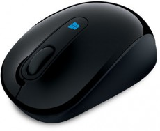 MICROSOFT SCULPT MOBILE MOUSE BLACK (ITMS43U00004)
