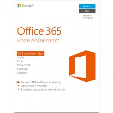 MICROSOFT OFFICE 365 HOME NL (ITMSOFF365HPNL)