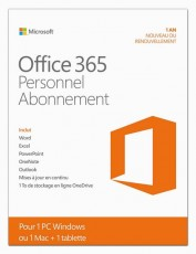 MICROSOFT OFFICE 365 PERSONNEL FR (ITMSOFF365PERSF)