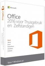 MICROSOFT OFFICE HOME&BUSINESS 2016 NL (ITMSOFFHB16NLV2)
