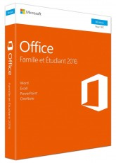 MICROSOFT OFFICE HOME STUDENT FR 2016 (ITMSOFFHS16FRV2)