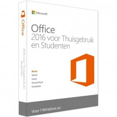 MICROSOFT OFFICE HOME&STUDENT 2016 NL (ITMSOFFHS16NLV2)