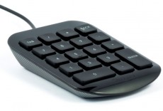 TARGUS USB WIRED KEYPAD MAC/WIN (ITTAAKP10EU)