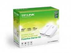TP-LINK AV1200 STARTER KIT PASSTHROUGH (ITTLPA8030PKIT)
