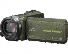 JVC QUAD PROOF CAMCORDER GZR435GEU GREEN (JVGZR435GEU)