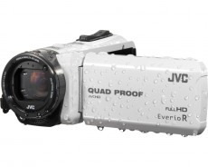 JVC QUAD PROOF CAMCORDER GZR435WEU WHITE (JVGZR435WEU)