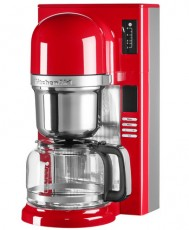 KITCHENAID CAFETIERE ROUGE EMPIRE (K15KCM0802EER)