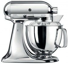 KITCHENAID ROBOT DE CUISINE CHROME (K45KSM175PSECR)