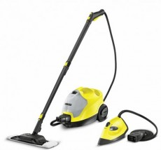 KARCHER STOOMREINIGER SC4 IRON EASY FIX (KCSC4IRONFLOOR)
