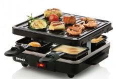 DOMO 'JUST US' RACLETTE GRILL DO9147G (LIDO9147G)